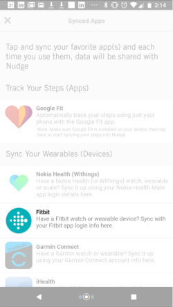 Sync Health Apps With Fitbit
