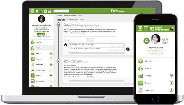CoachAccountable Coaching Platform
