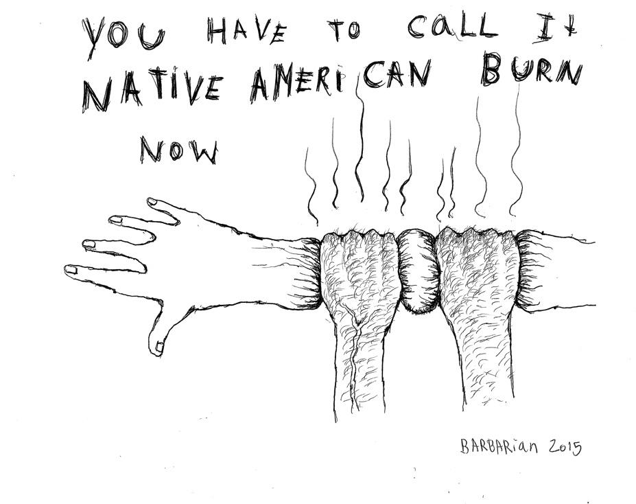 Indian Burn