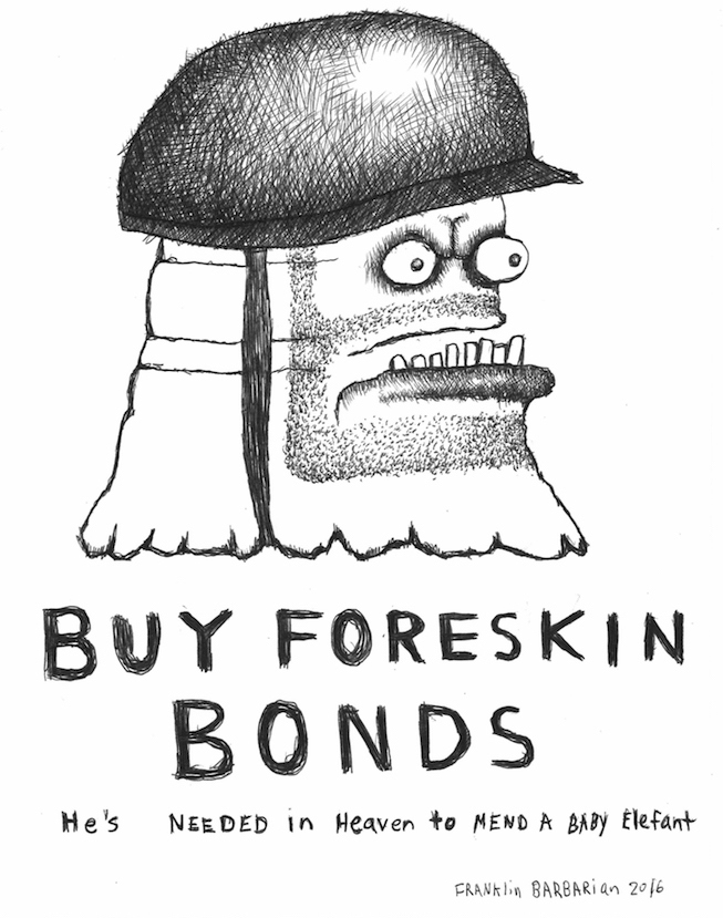 Buy Foreskin Bonds