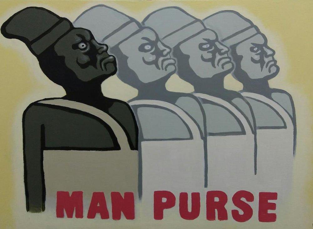 Man Purse!