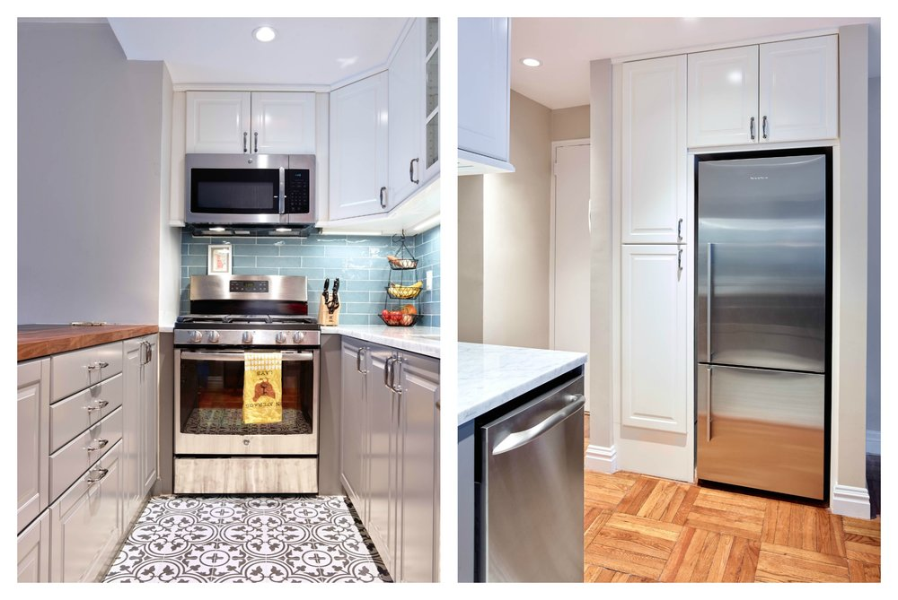 Right Meets Left Interior Design — Brooklyn Heights Apartment Renovation