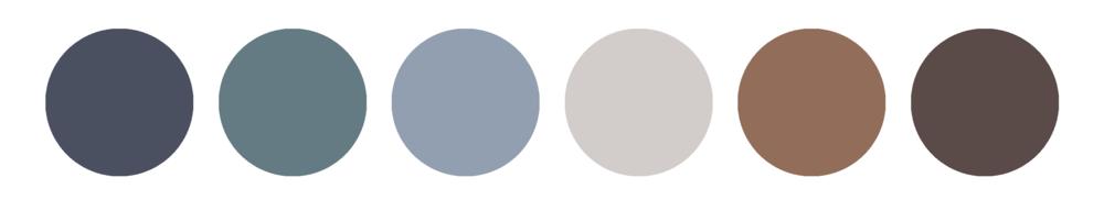 Urban Industrial Color Palette