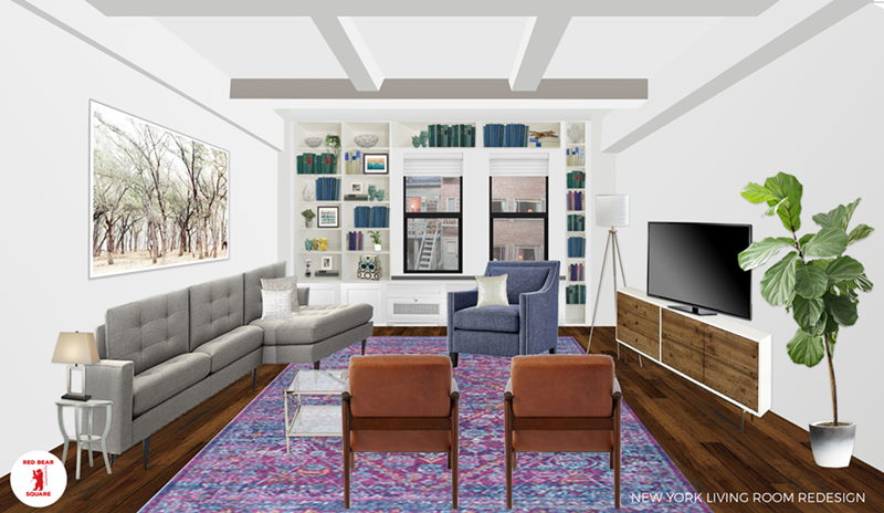 NYC Apartment Redesign