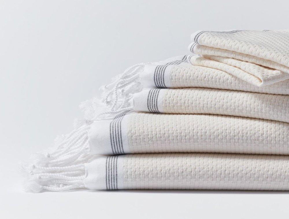 Coyuchi | Mediterranen Organic Towels