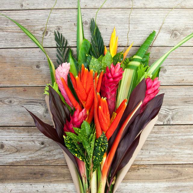 Tropical Love Bouquet