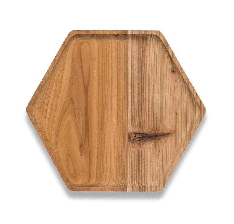 Reclaimed Cedar Wood Tray
