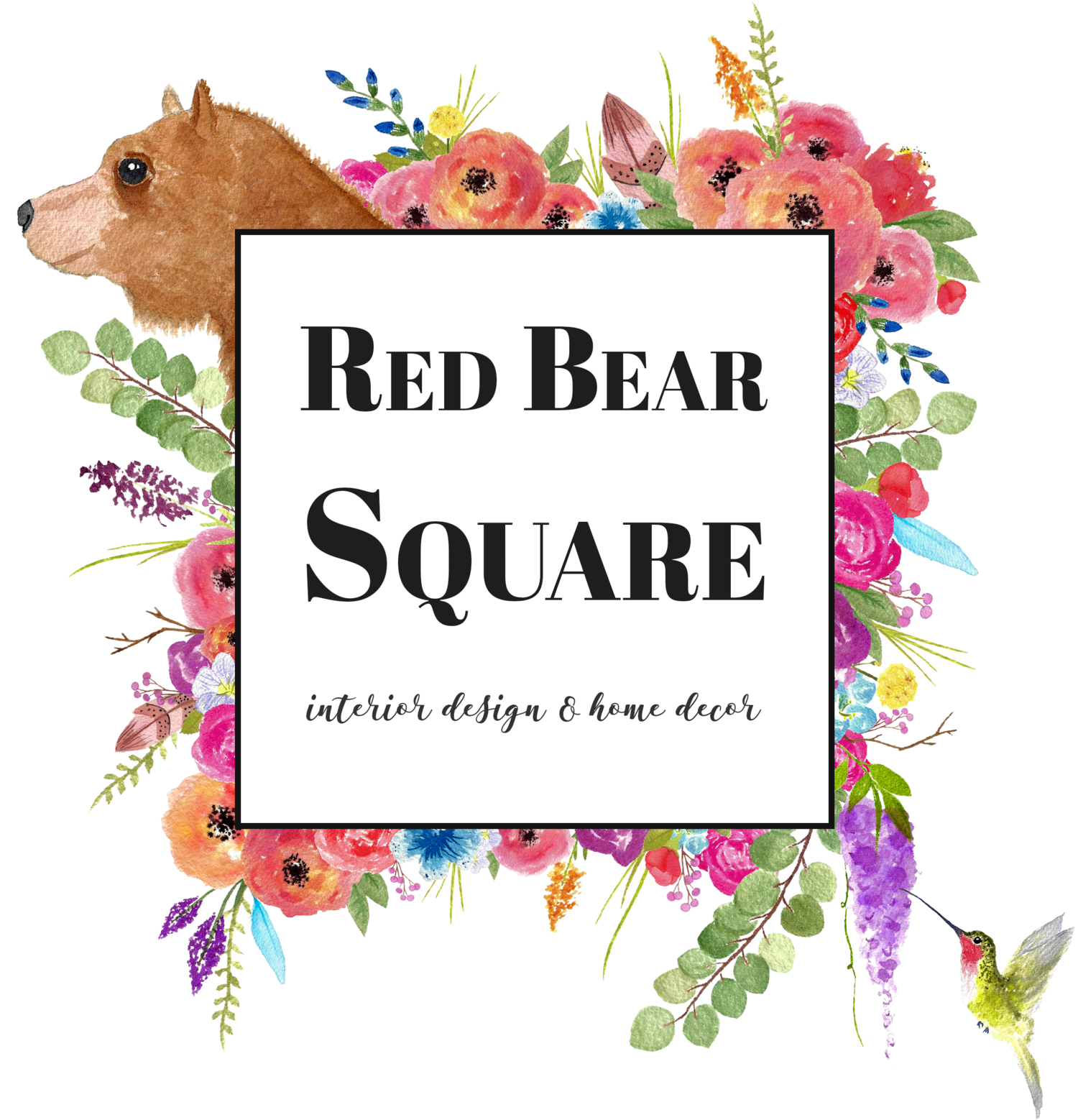 Red Bear Square