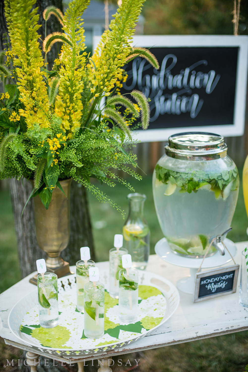 B Floral and Event Design | Full Service Floral and Event Design Company Servicing Maryland, Washington DC, Virginia and Beyond | Michelle Lindsay Photography