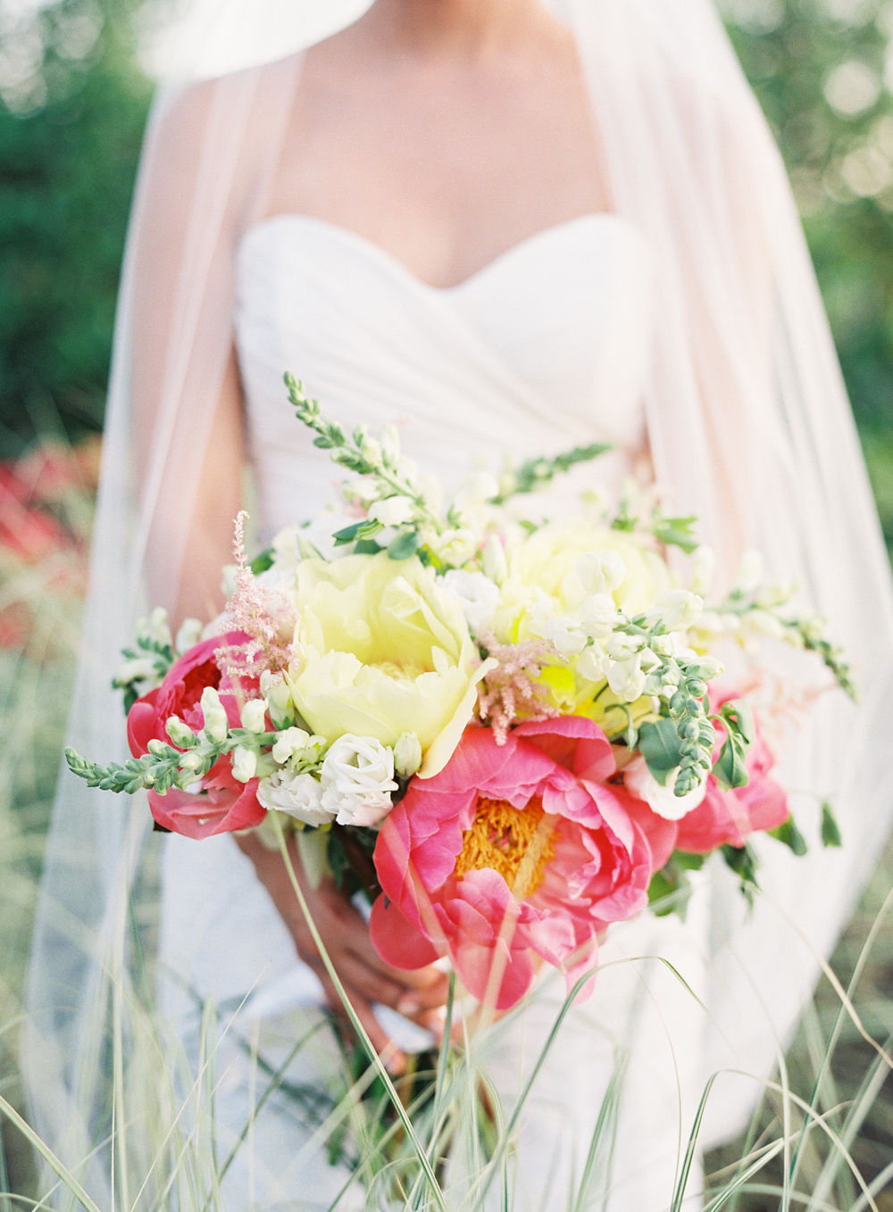 Summer bouquet by B Floral DC