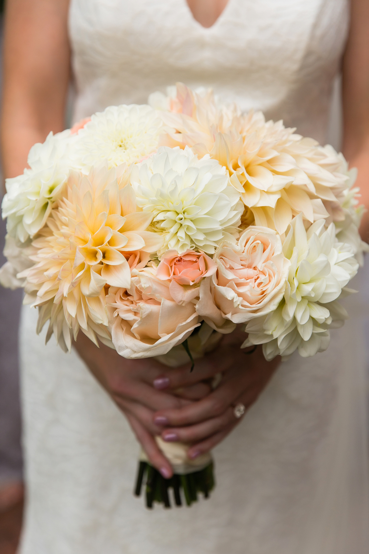 Dahlia bouquet by B Floral DC