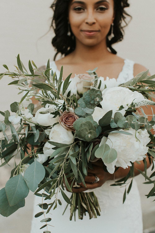 B Floral DC bouquet