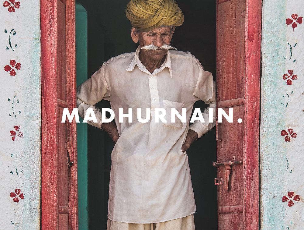 View Madhur-Nain's Case Study