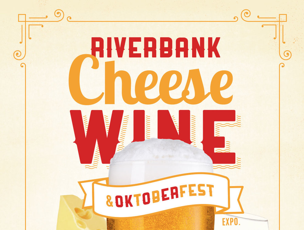 Riverbank Cheese, Wine & Oktoberfest