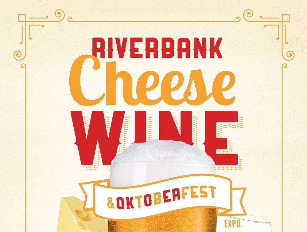 Riverbank Cheese, Wine & Oktoberfest