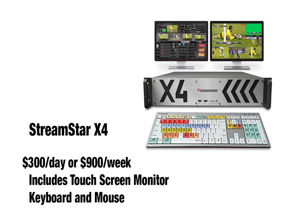 StreamStar Rental
