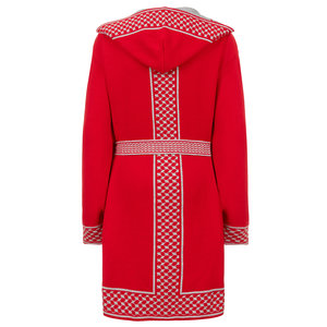 74f977a897 EXCLUSIVE ANZ Clothing - Red Robe Cardigan ...