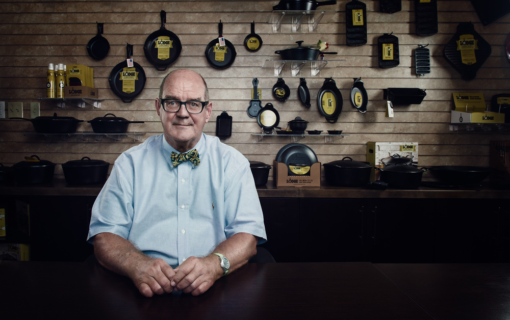 Bob Kellerman: CEO Lodge Manufacturing