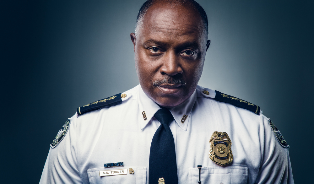 Chief George Turner, Atlanta PD
