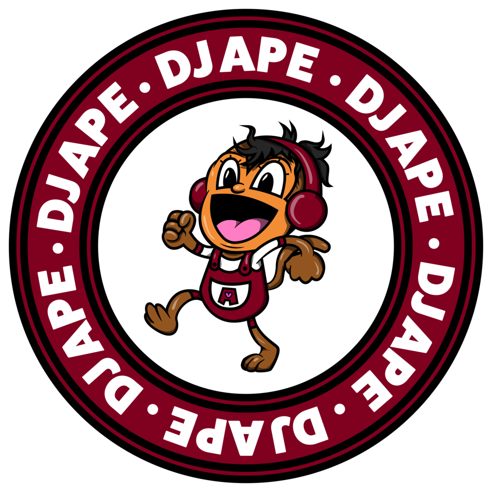 DJ APE official_burgundy transparent bg.png
