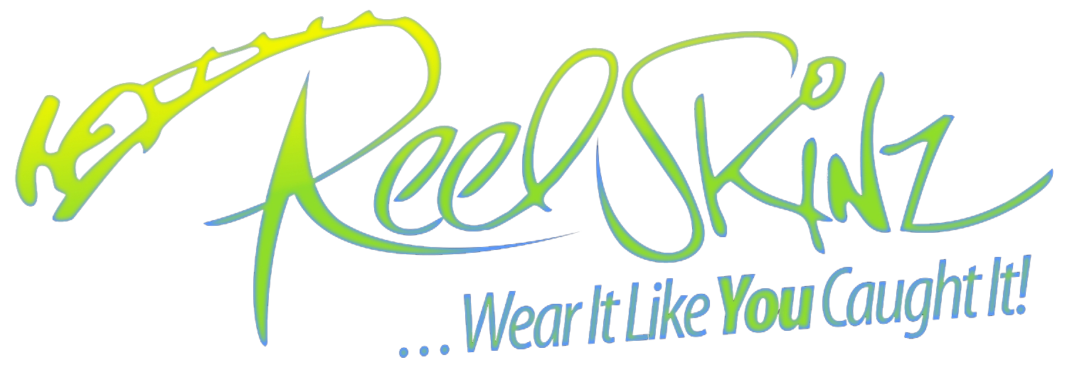 ReelSkinz • Fishing Apparel • Fish Skin