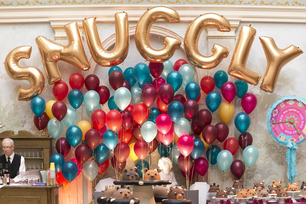 The Glogau Teddy Bear Rescue Fund's Snuggly Soirée -