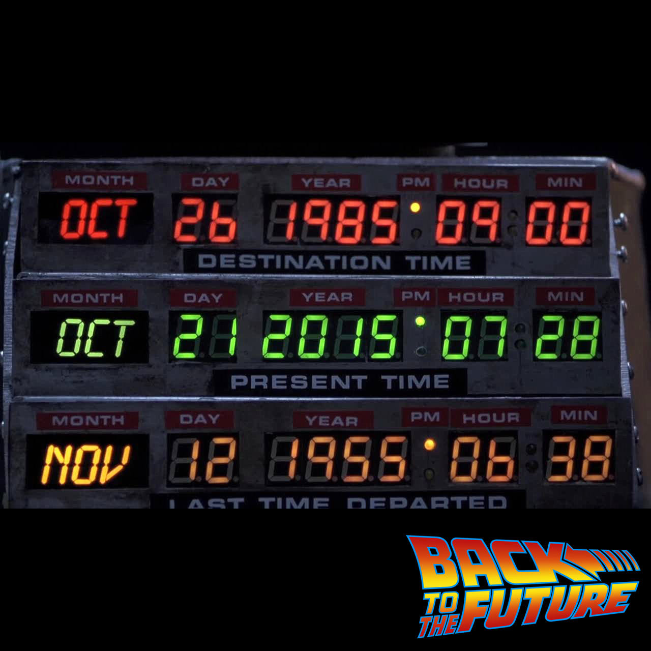 Happy Back to the Future Day — Mike Raats Photography