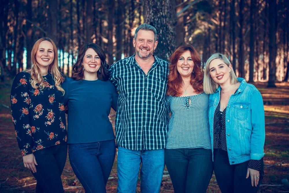 Gibson family shoot -