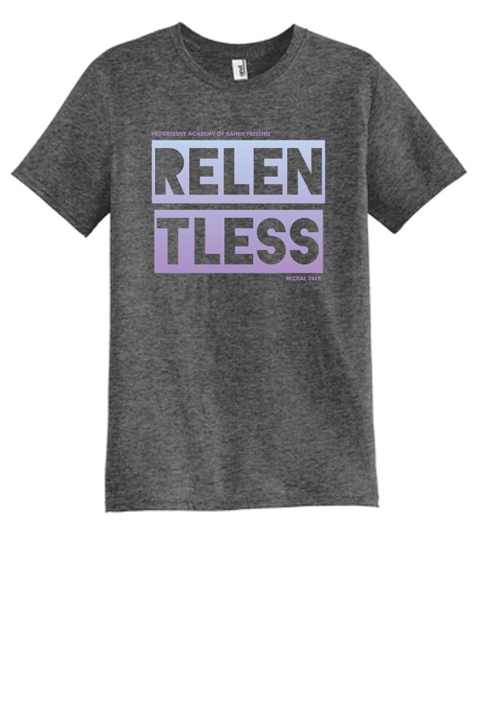 Recital T-Shirt - Gray (front).png