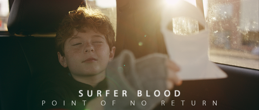 "Surfer Blood - ""Point of No Return"""