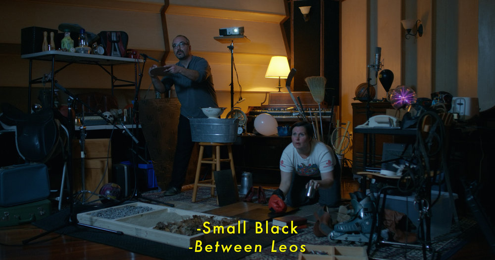 "Small Black - ""Between Leos"""