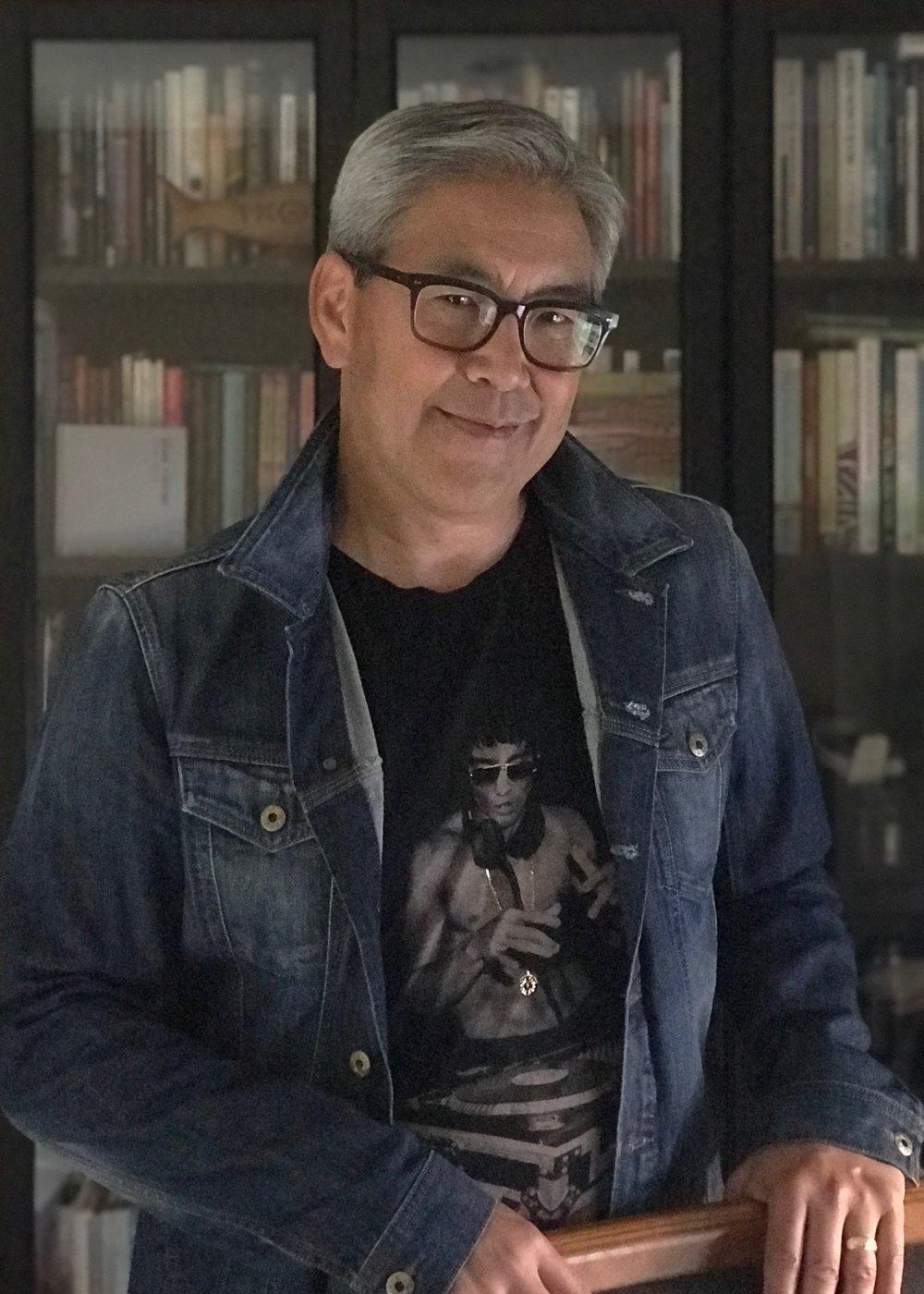 Dr. Ken Fong Headshot
