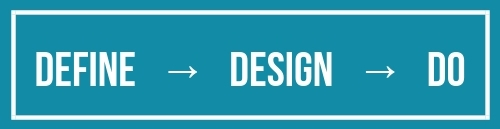 DEFINE - DESIGN - DO