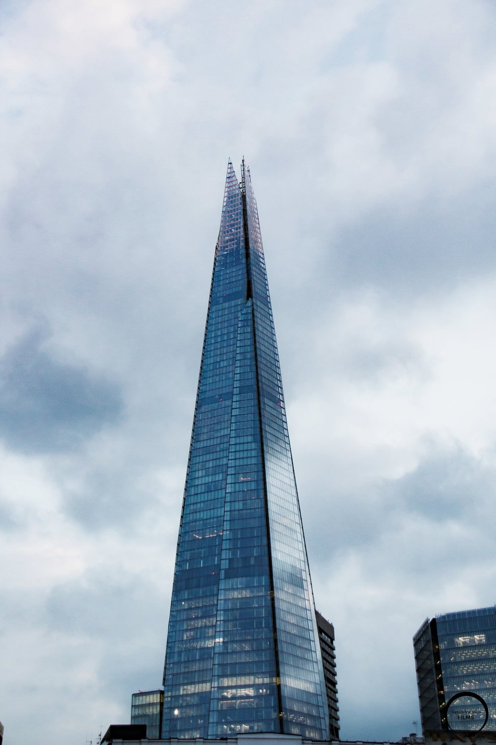 This is the Shard! Coolest building ever.