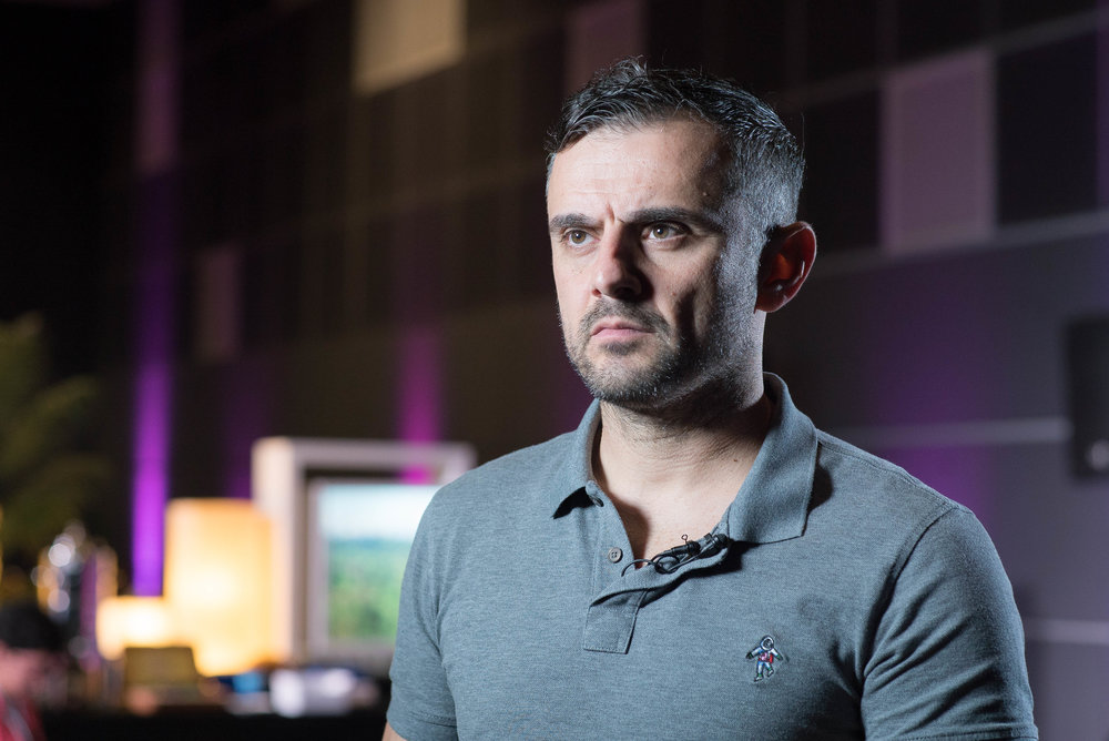 GaryVee Interview Behind the Scenes