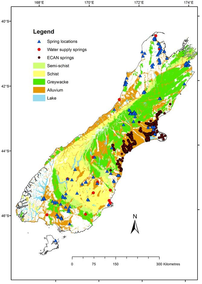 Find A Spring New Zealand Nz Heartland Spring Blue