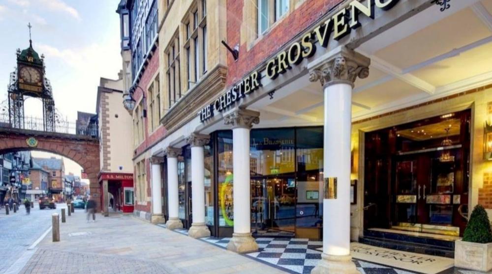 The Grosvenor Hotel Chester
