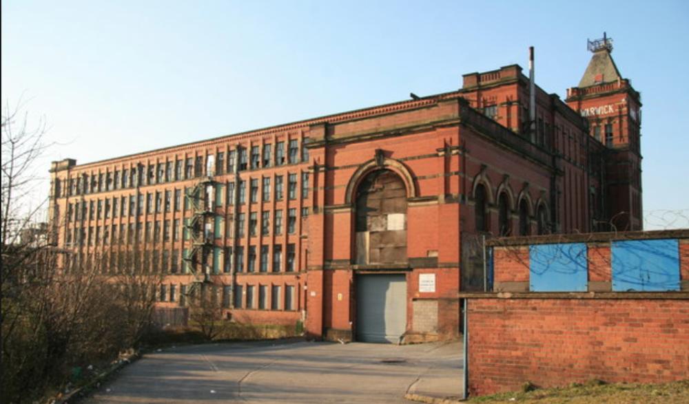 Warwick Mill, Oldham