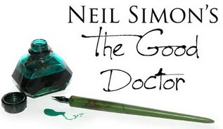 the Independent drama society (IDS) present neil simon's  the good doctor.