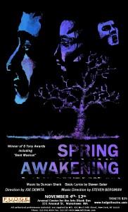 FUDGE Spring Awakening