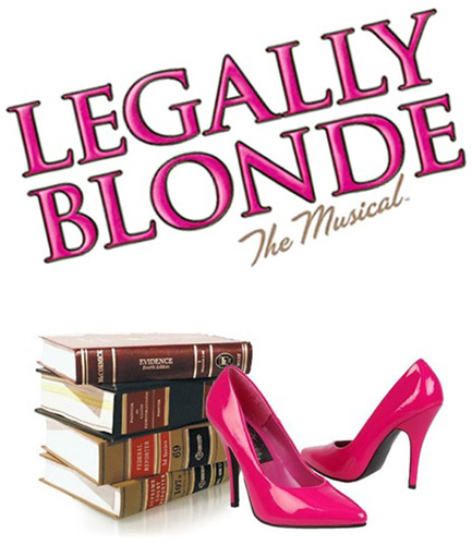 Legally Blonde The Musical