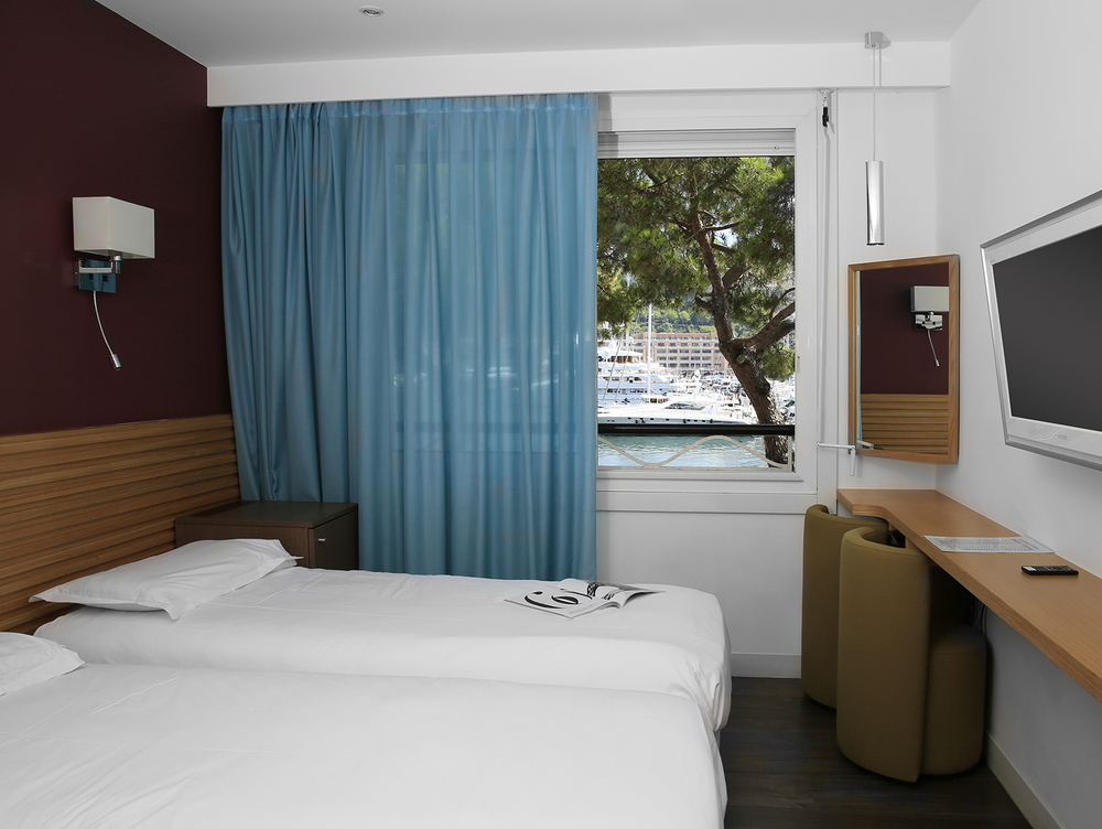 MIRAMAR MONACO - SEA VIEW ROOMS