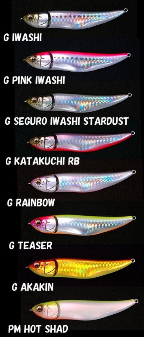 I so badly want some of these new MegaBass lures      — Henry Gilbey