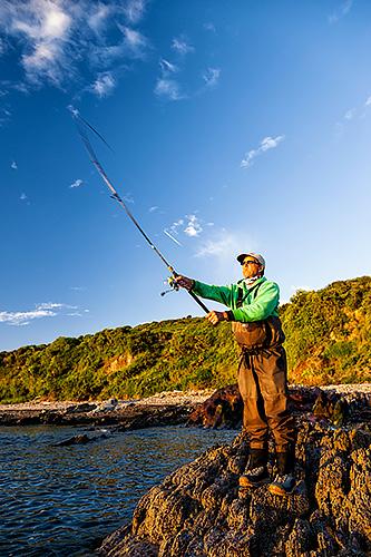 Tenryu Swat 9'7'' ML 8-35g lure rod (Japanese import, around 48,000