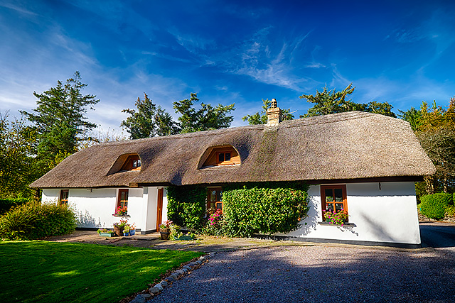 Thatch Cottage, situated right in the middle of a little piece of heaven