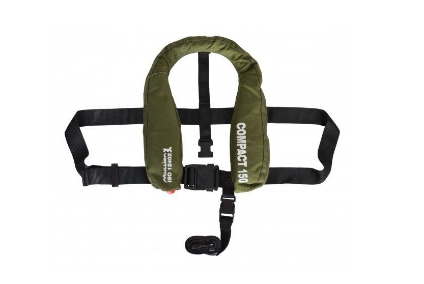 The Mullion Compact 150N lifejacket