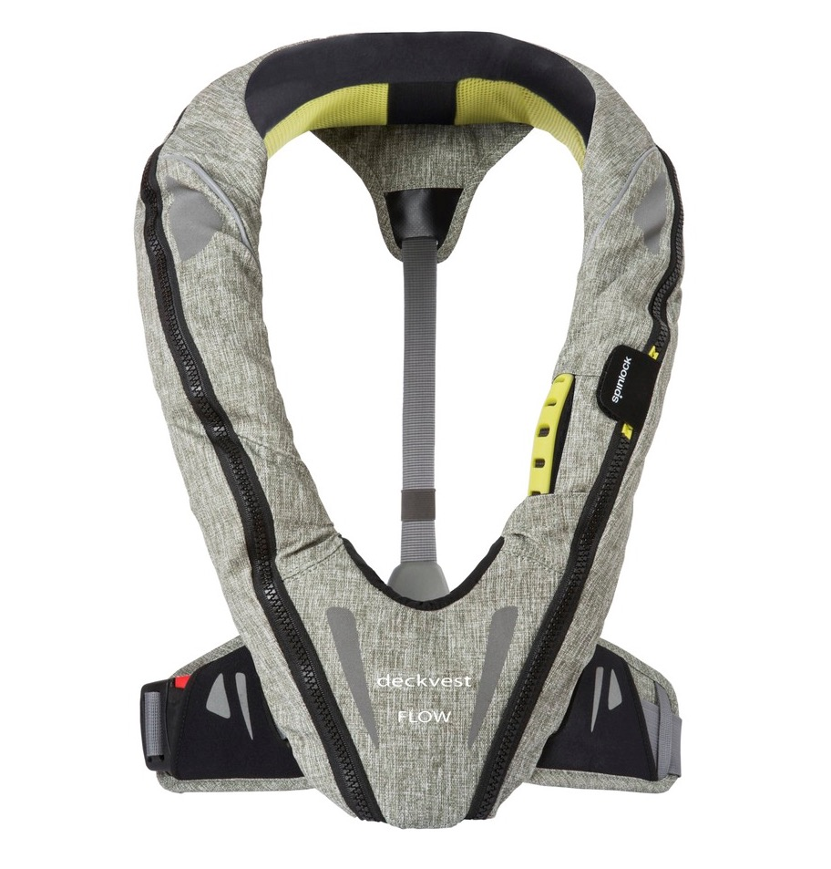The Spinlock Deckvest Lite lifejacket