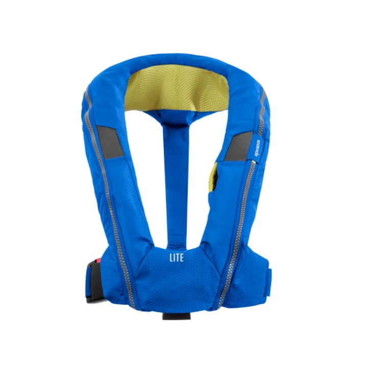 This is the exact Spinlock Deskvest Lite lifejacket that I have here for testing