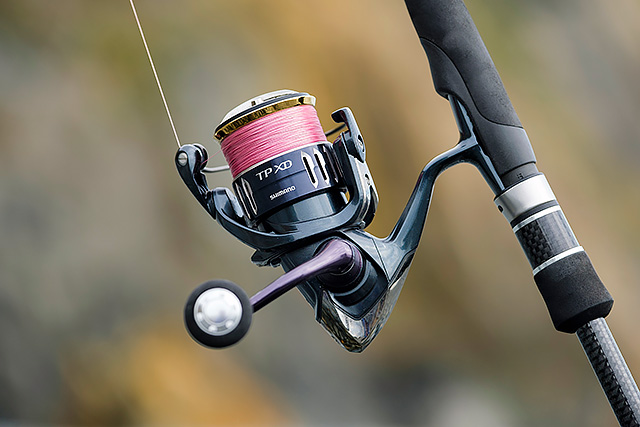 Shimano Twin Power XD C3000HG spinning reel review - not remotely