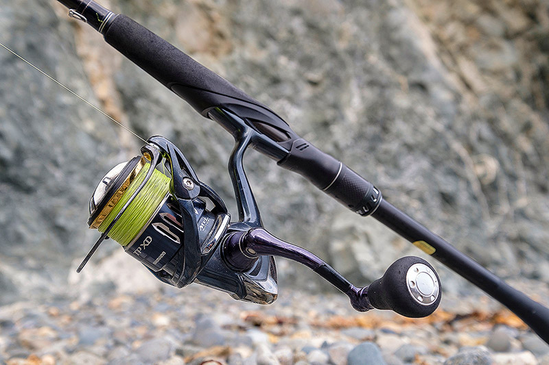One year down the line with the Shimano Twin Power XD C3000HG